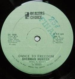 Sherman Hunter - Dance To Freedom