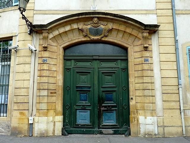 Les portes de Metz 82 Marc de Metz 2012