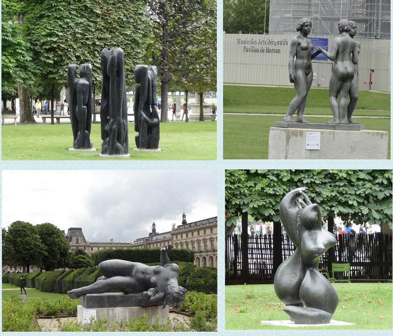 Le jardin des Tuileries (75)