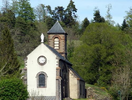 le Puy de Mercoeur.Laschamps.Randonnée du 17.05.2017