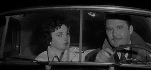 Les délinquants, Delincuentes, Juan Fortuny, 1957