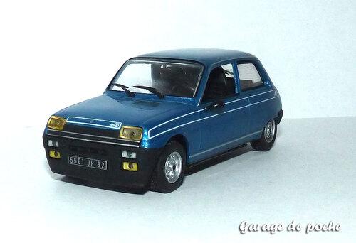 Renault 5 Alpine 1976