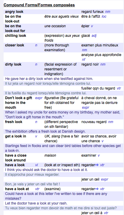 Beautiful English French Dictionary Wordreferencecom ... - photo#27