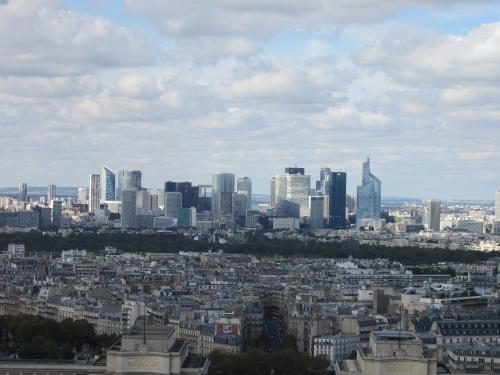 Paris, la tour Eiffel, Montmartre, le Lido...