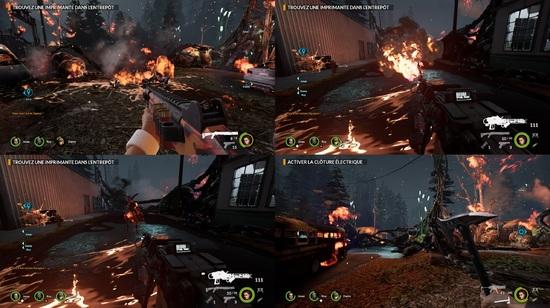 """Earth Fall Alien Horde """"Switch Jeux Vidéos"""""""
