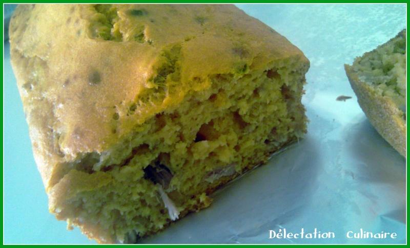 Cake au fromage blanc et au thon