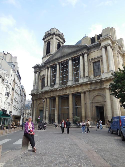 St-Eustache ( 1er Ar)