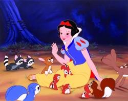 Dessin animé de Disney très célèbre. Quel film est-ce ?
