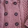 manteau rose détail 1