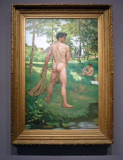L'exposition Frédéric Bazille au Musée d'Orsay