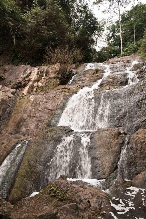 Nam Dee : La cascade