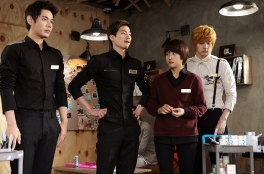 Nail shop paris (k-drama)