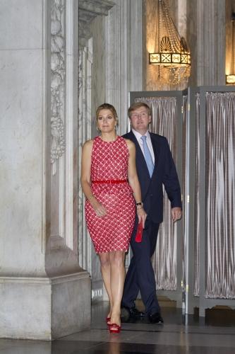Maxima et Willem Alexander