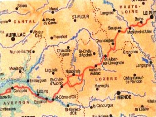 Mon Chemin de Compostelle - 5