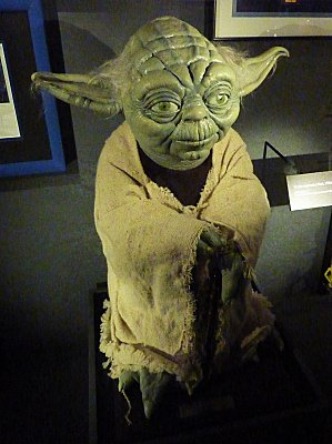 Jour 30 Seattle Musée SFI Yoda