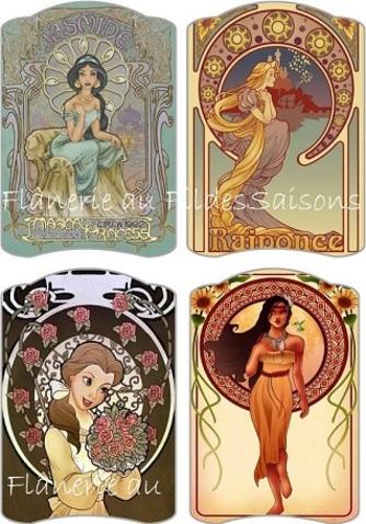 L'Art Nouveau - Cartonnettes !
