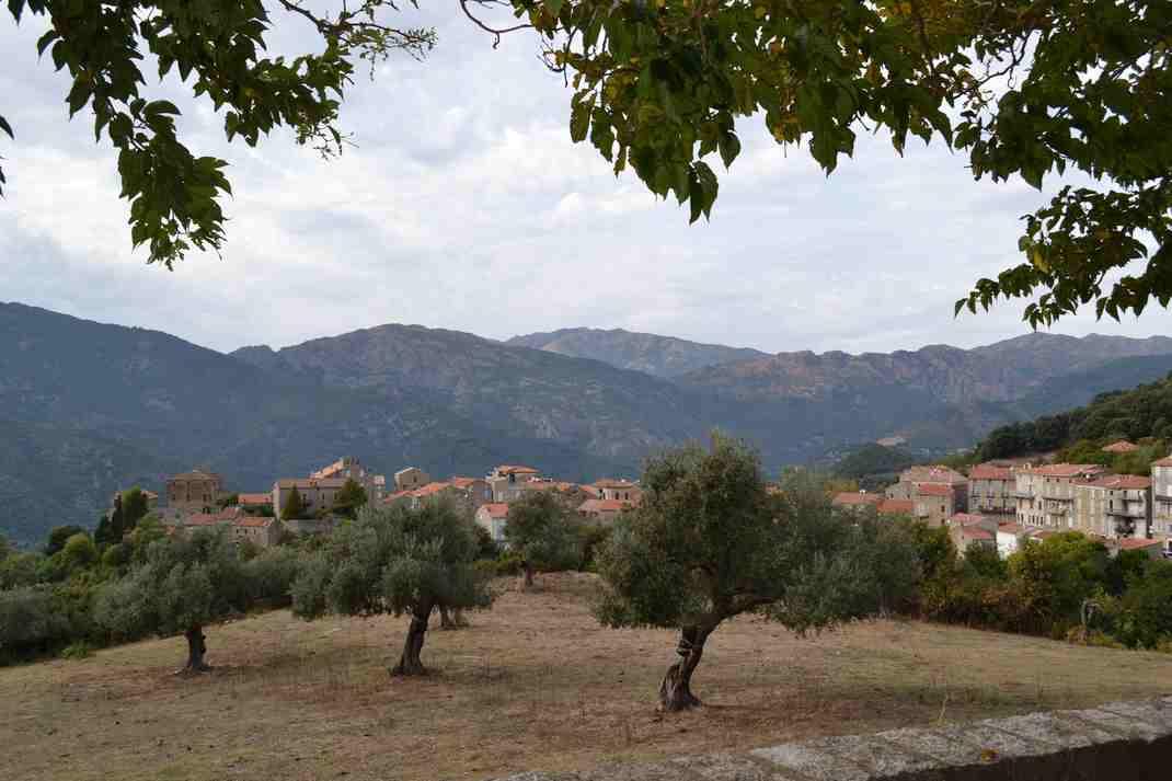 Une petite escapade en Corse du Sud