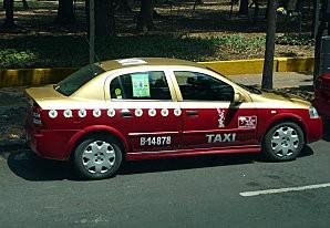 Mexico Taxi 1