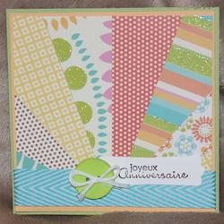 """Cartes : Quelques cartes """"soleil"""" réalisées avec Sandrine"""