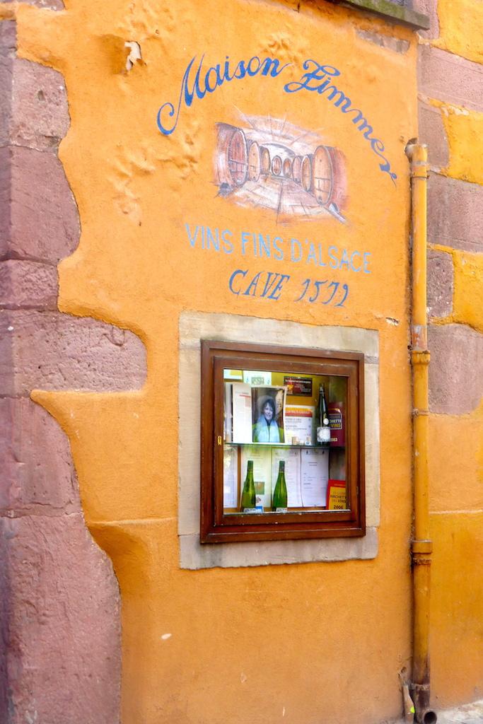 Riquewhir n°3, de quoi acheter, boire se restaurer...
