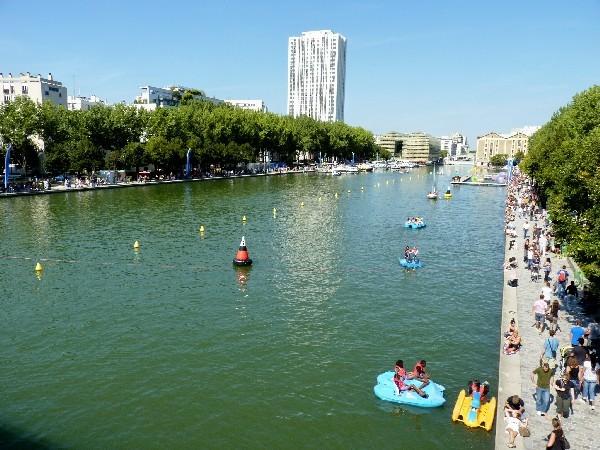 31 - Bassin de la Villette