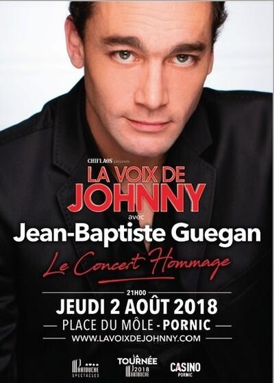 Pornic, Rétrospective 2018 Concert Jean Baptiste GUEGAN