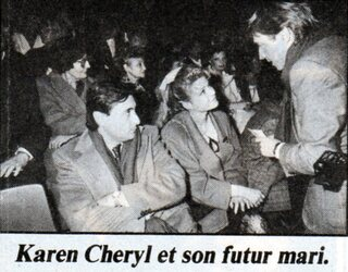 14 avril 2001 / Longue interview par Karen Cheryl sur Europe 1
