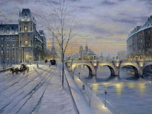 Peinture de : Robert Finale
