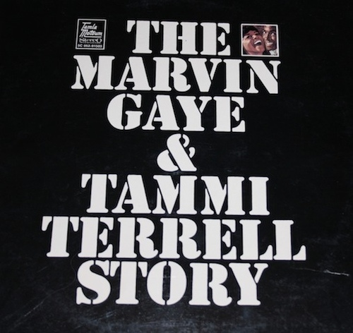 "Marvin Gaye & Tammi Terrell : Album "" Greatest Hits "" Tamla Records TS 302  [US]"