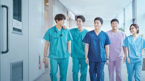 [kdrama] Hospital Playlist