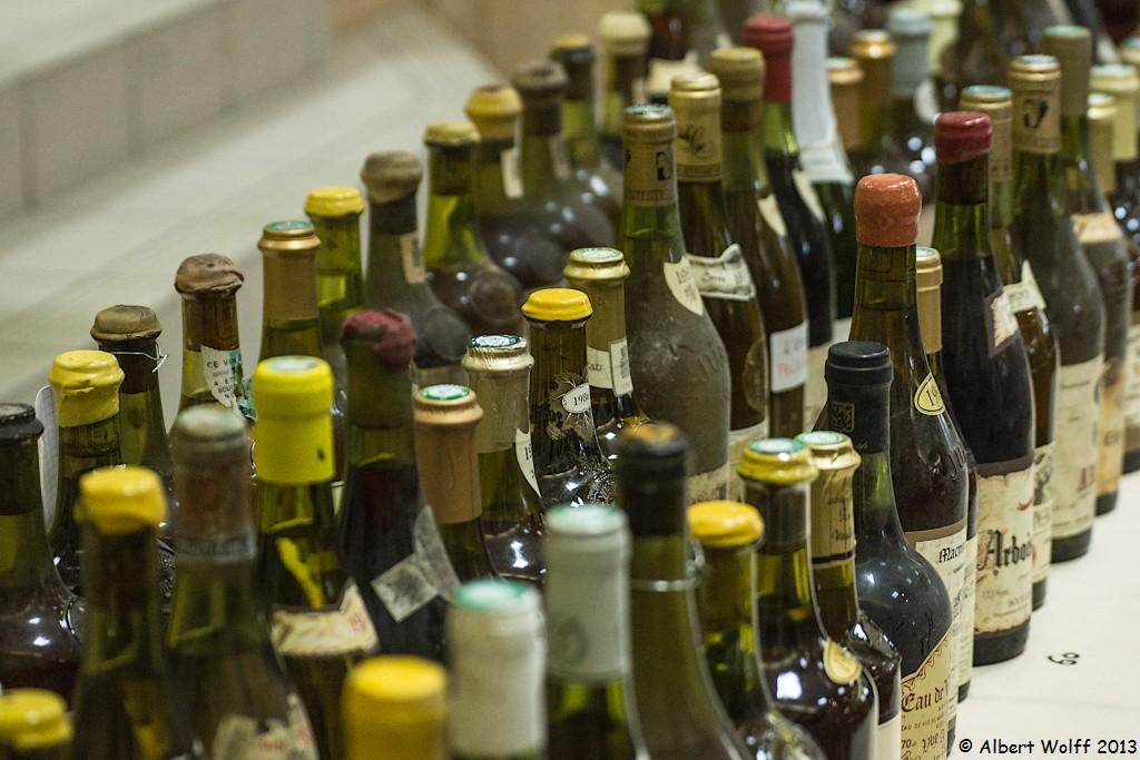 Percée du Vin Jaune  2013