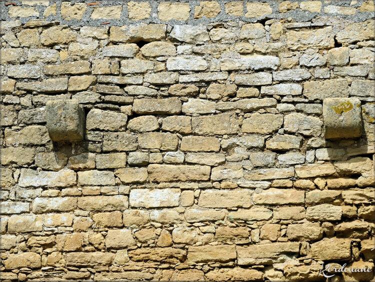 Photos du prieuré de Grammont - Vestiges du cloître