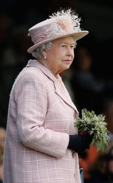 Elizabeth en Ecosse