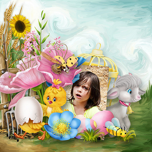 Park easter de ML Designs