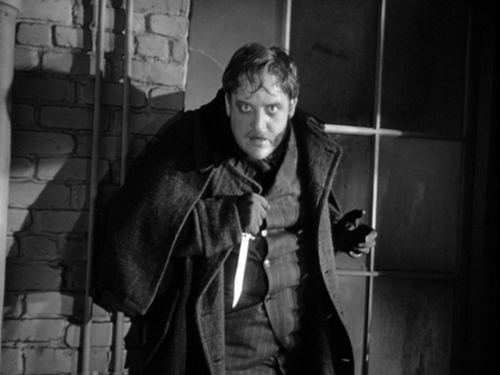 Jack L'éventreur, The lodger, John Brahm, 1944
