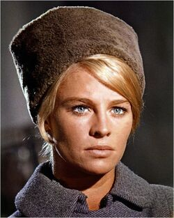Le docteur Jivago, Julie Christie