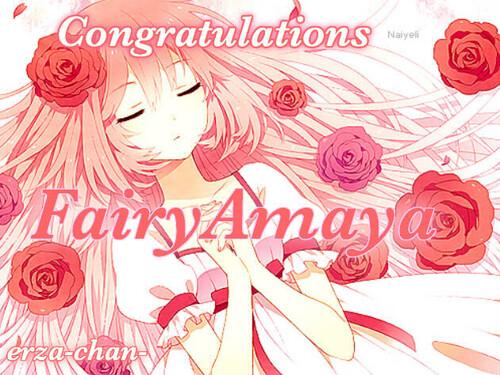 Prix pour FairyAmaya