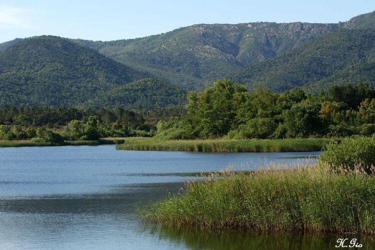 lac des