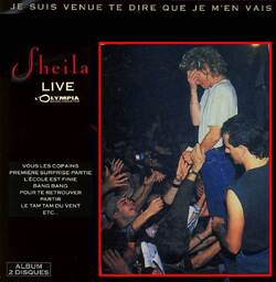 1989 / LIVE A L'OLYMPIA