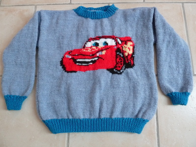 Cars rouge