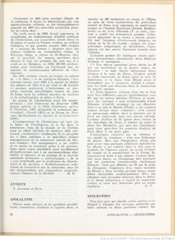 Antoinisme (Dictionnaire rationaliste, 1964)