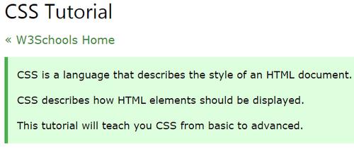 HTML ^ CSS