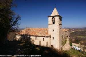 église Saint-Martin d'Entrevennes