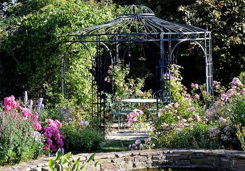 Déménagement de Magical garden