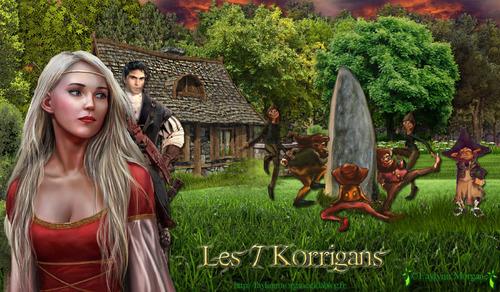 La légende des 7 korrigans