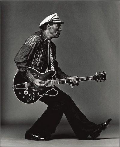 Bye, Mister Chuck Berry !