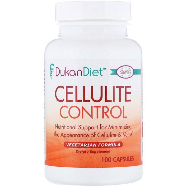 Dukan diet контроль целлюлита 100 капсул