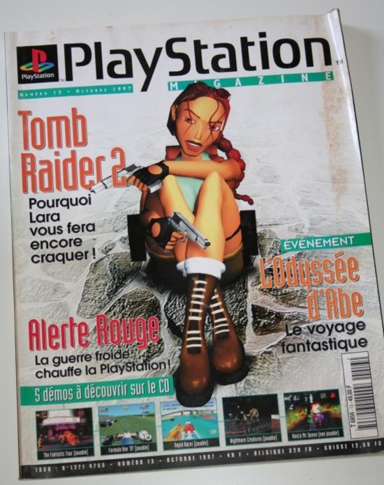 Playstation mag 13