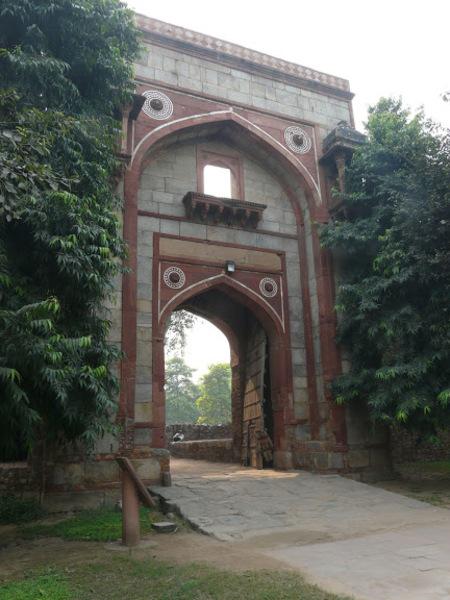 humayun's tomb à Delhi