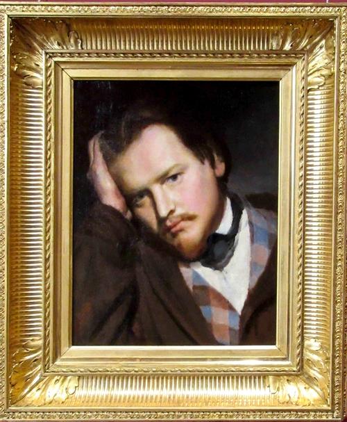 Félix Trutat, un peintre dijonnais oublié...